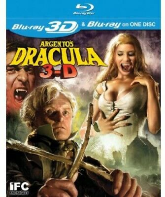 Argento's Dracula [3D] (Blu-ray Used Like New) BLU-RAY/3D/WS