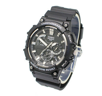 -Casio MCW200H-1A Analog Watch Brand New & 100% Authentic