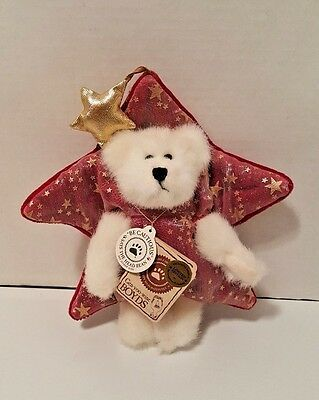 Longaberger Exclusive Boyds Bear TWINKLE STAR Limited Edition Teddy NEW PLUSH 8""