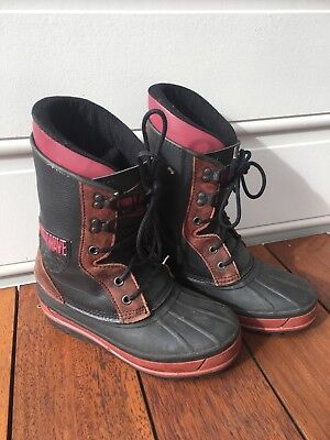 Northwave Womens Snowboard Boots Size 6 Excellent Condition
