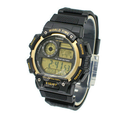 -Casio AE1400WH-9A Digital Watch Brand New & 100% Authentic