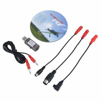 22 In 1 RC USB Flight Simulator Cable For Realflight G7/ G6/ G5 Phoenix 4 E2HG