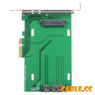 mPCIe mini PCIe to U.2 SFF-8639 Adapter Cable 15cm R67SF