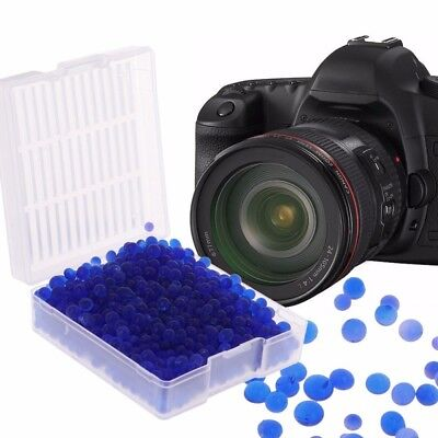 1Pcs Reusable Silica Gel Desiccant Humidity Moisture Absorb Dry Box For Camera