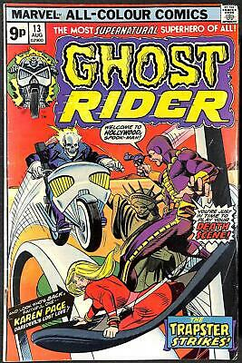 Ghost Rider #13 FN-