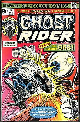 Ghost Rider #14 FN