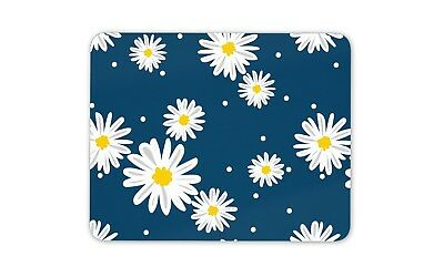 Pretty Daisy Flowers Mouse Mat Pad - Mum Sister Daughter Gift Computer #13172