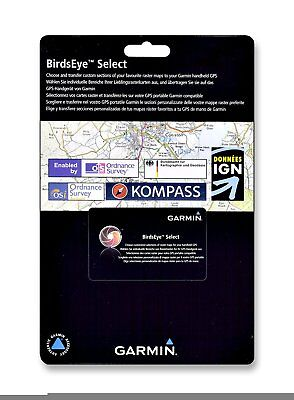 Garmin BirdsEye Select