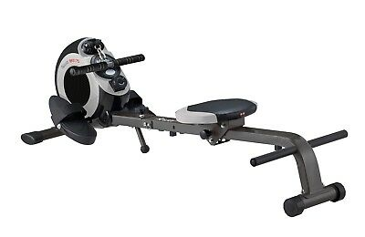 The 2-in-1 Magnetic Rower 'N' Gym by Body Sculpture [BR3175]