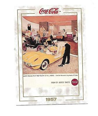 Coca Cola Collection (1993) 1957 # 66 The Drive-In Restaurant Car Hop
