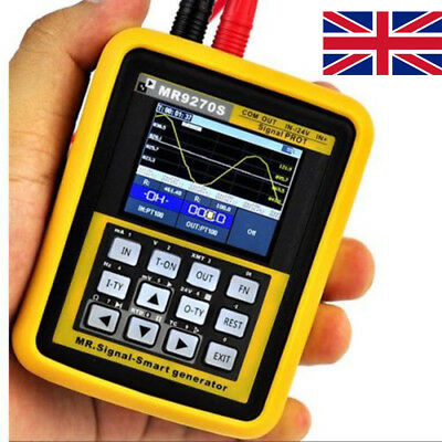MR9270S 4-20mA HART Signal Generator Calibration Current Voltage Thermocouple UK