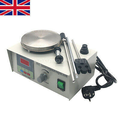 Laboratory Lab Magnetic Stirrer with Heating Plate 85-2 Hotplate Mixer 220V UK