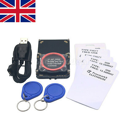 PM3 Proxmark 3 Easy 3.0 Kits ID NFC RFID Card Reader Tool for Elevator Guard UK