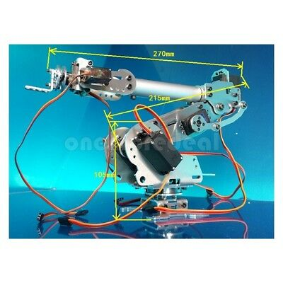 6 Axis Robot Arm Mechanical Robot Arm Industrial Robot Arm Free Manipulator sz