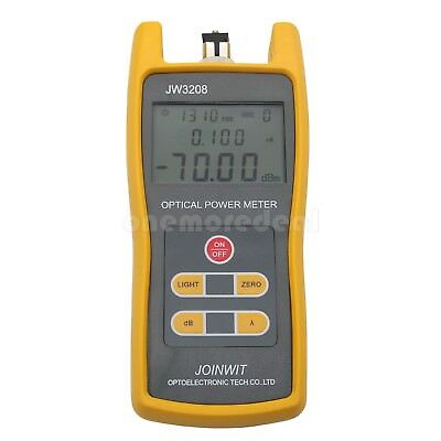 Handheld JW3208 Basic Version Handheld Optical Power Meter Fiber Optic Tester sz