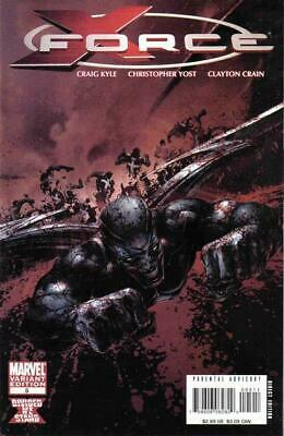 X-Force #5 Bloody 50/50 Variant (Vol 3)