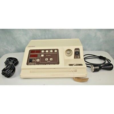EMS Therasonic 6 - 1Mhz Ultrasound Therapy unit physiotherapy sports injuries