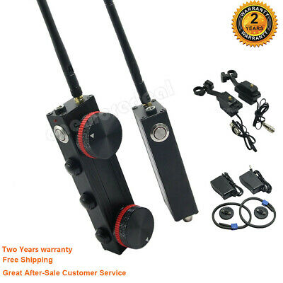 Dual CH Wireless Follow Focus SLR Electronic Remote Control Gimbal Controller
