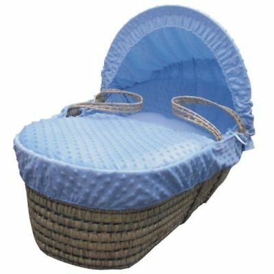 Soft Dimple Spare Replacement Moses Basket Dressing, Covers, Bedding
