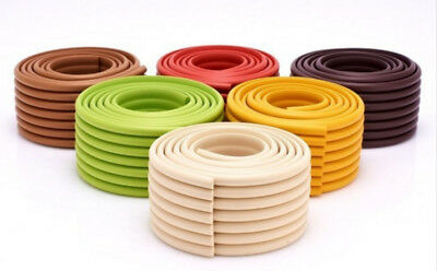 2M Baby Table Edge Corner Foams Bumpers Collision Cushion Strip Guard Protector