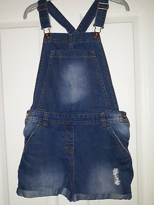 Girls dungarees age 11.