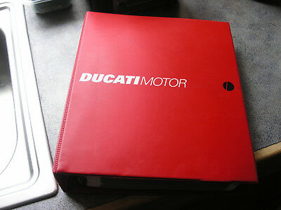 Ducati Factory Issued Technical Workshop Manual  Superbike 749 S 2003  M.y.
