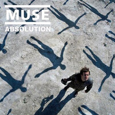 Muse ‎- Absolution / Motor Music ‎CD 2003  (06024 9865559 7)