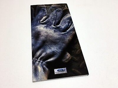 2001 Ford F-150 250 350 450 550 650 750 E-Series Commercial Brochure
