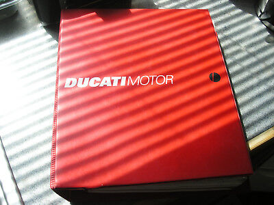 Ducati Factory Issued Technical Workshop Manual  Sport-Touring St2  2002/03 M.y.