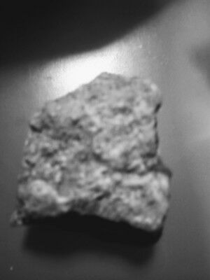 genuine moon rock from the moon's surface