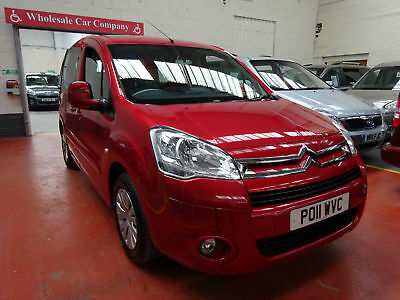 11 Citroen Berlingo  Wheelchair Adapted Disabled Vehicle