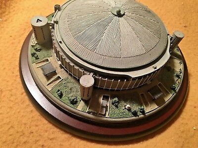 The Danbury Mint Model Of The Old Houston Astrodome, Free Shipping