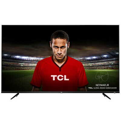 New TCL - 50P6US - 50    QUHD Android TV
