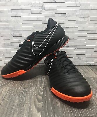 newest c7ad5 20f71 NIKE TIEMPOX LEGEND VII Academy TF Turf Soccer Shoes AH7243-080 Mens Size 12