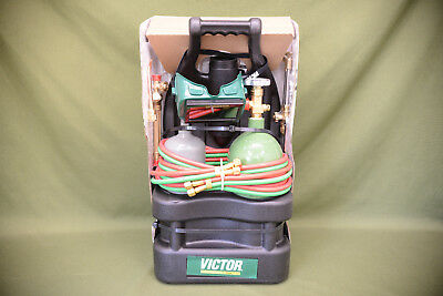 Military Victor Portable Welding Torch Outfit Tote Kit G150-100-CPT 0384-0944