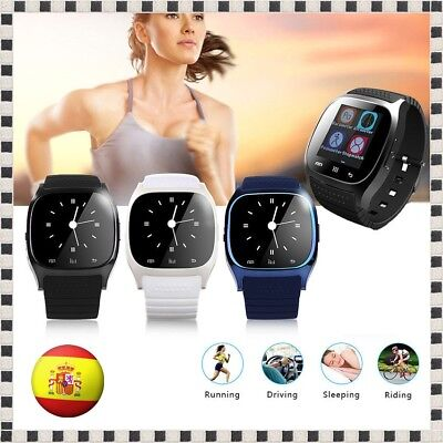 Smartwatch Reloj Inteligente Smart Watch M26 para Android IOS Bluetooth Samsung