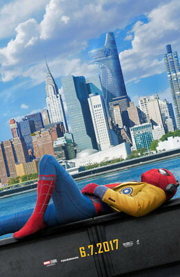 100111 SpiderMan Homecoming Movie Collector Decor WALL PRINT POSTER AU