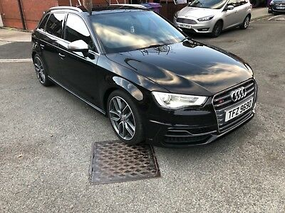 2014 Audi S3 Quattro Sportback 360Bhp S-A Dsg Not Damaged Salvage Or Spares