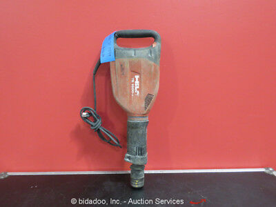 Hilti TE 1500-AVR Electric Breaker Demolition Demo Hammer Jack Hammer bidadoo