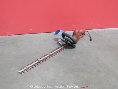 "2012 Little Wonder 3020-00-01 30"" Double Edge Electric Hedge Trimmer bidadoo"