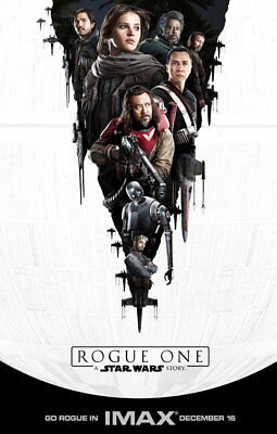 100373 Star Wars Rogue One Movie Collector Decor WALL PRINT POSTER UK