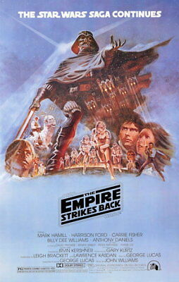 100543 Star Wars Empire Strikes Back Collector Decor WALL PRINT POSTER UK