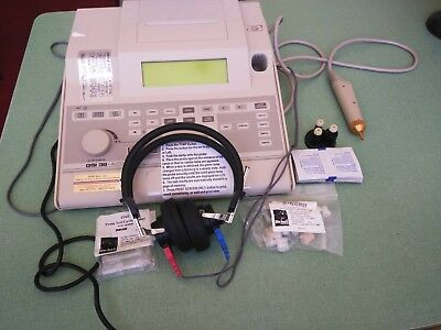 GSI 38 Auto Tympanometer and Audiometer - VERSION 1