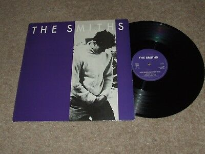 THE SMITHS = HOW SOON IS NOW  RARE 3 TRACK VINYL 12inch  RTT 176