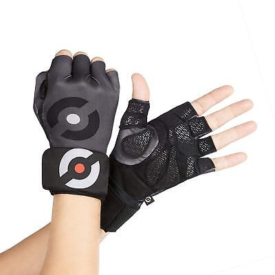 Triomphtech Power Shadow – Fitness Gloves, Grey, Size XL