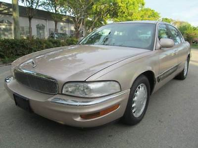 1999 Buick Park Avenue  1999 Buick Park Ave Leather 93K Miles Drives Great Cold AC L@@K *FLORIDA OWNED*