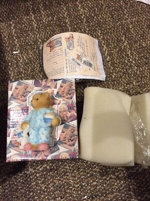 Cherished Teddies Norma 2000 Regional Event NIB Girl W/Pajamas 706639