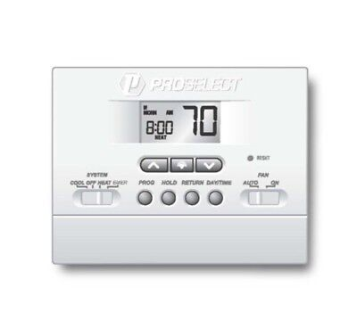 New Proselect Psts11P52 Digital 5-2 Day Programmable Thermostat