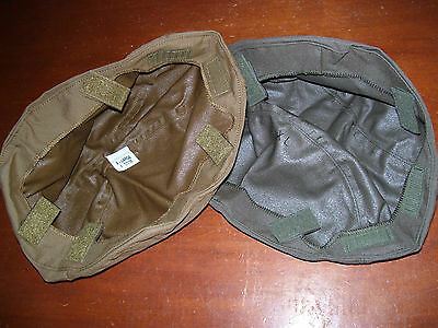 MEDIUM  1 NEW GENTEX DBT HELMET COVER  R GREEN  ach mich tc2000 USGI SOF DEVGRU
