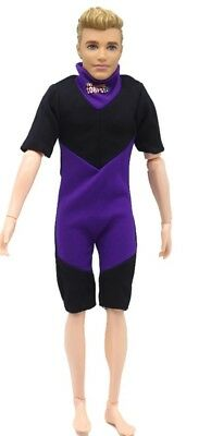 ken doll barbie clothes outfit uniform wetsuit surfer